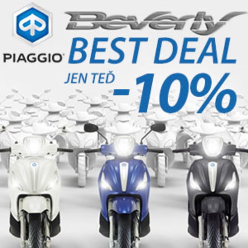 Piaggio Beverly Best Offer